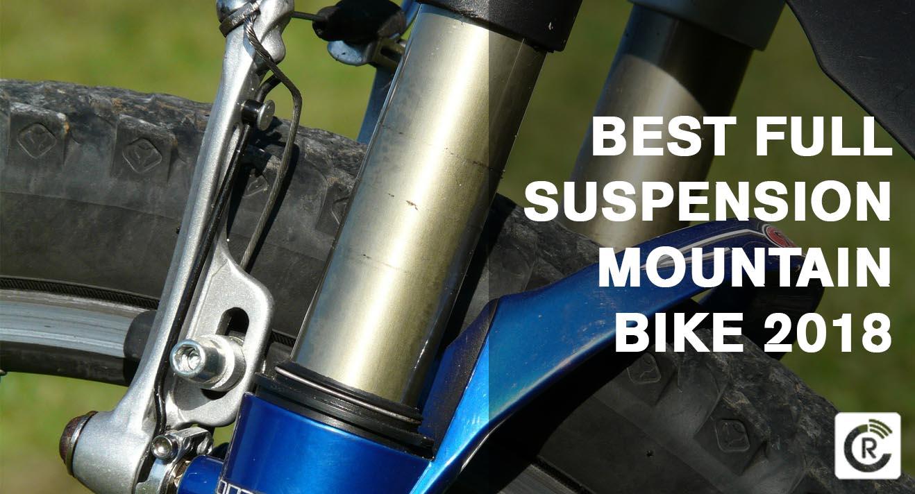 Best Full Suspension Mountain Bike in 2020