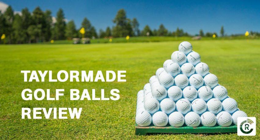 Taylormade Golf Balls Review
