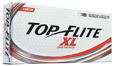 Topflite Golf Balls Review