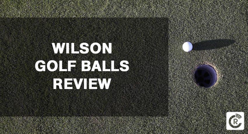 Wilson Golf Balls Review