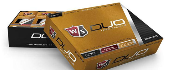 Wilson Golf Balls Review