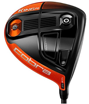 Cobra Men's KING F6 Driver
