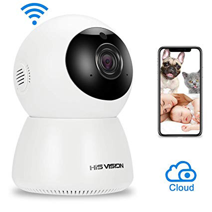 HISVISION Home Security Camera