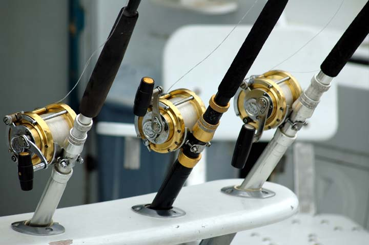 Advanced Fishing Reels And Rods
