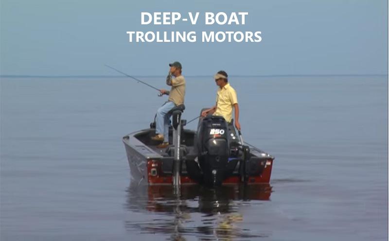 Best Deep-V Boat Trolling Motors