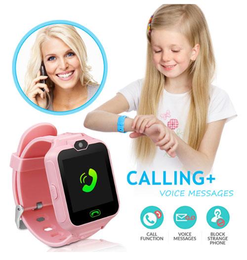 FOROPIOLY Kids Smartwatch