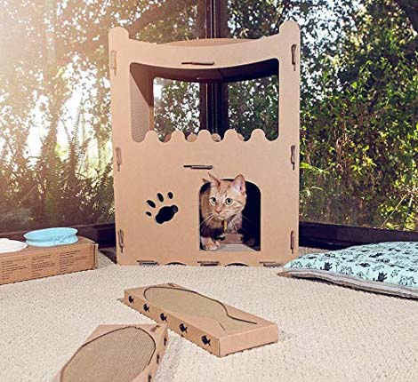 Top 10 Cat Houses of 2019