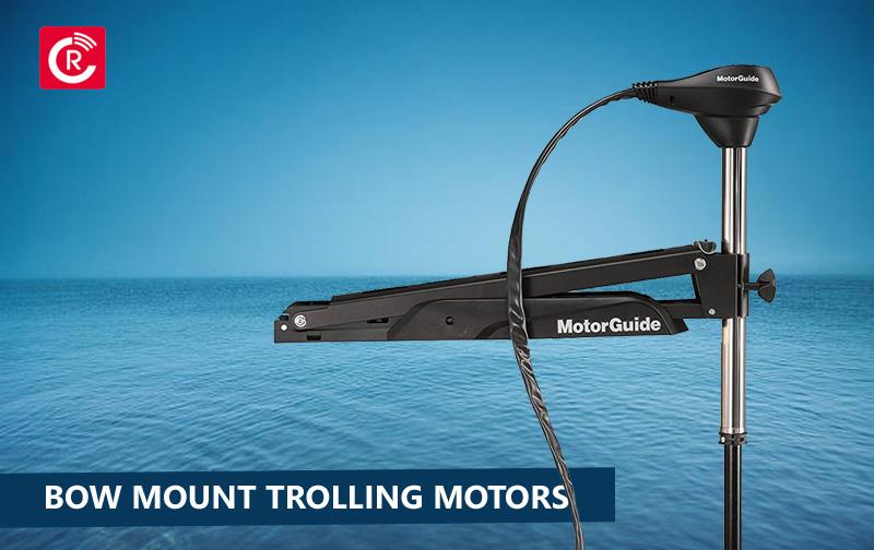 Bow Mount Trolling Motors