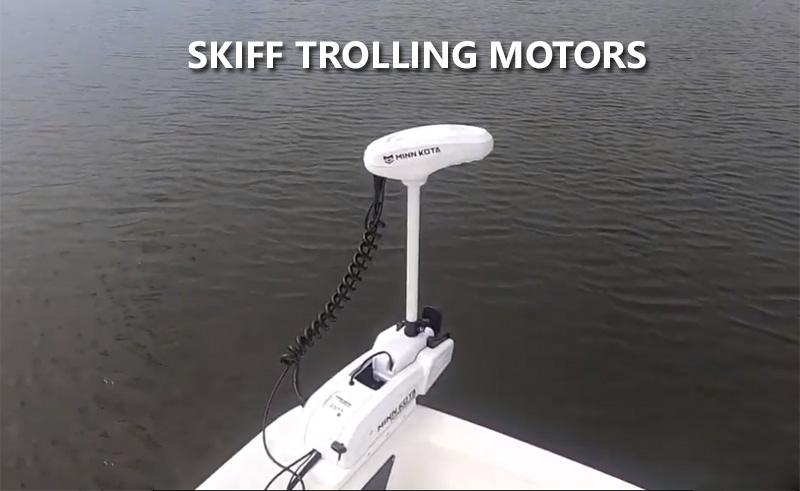 Skiff Trolling Motors