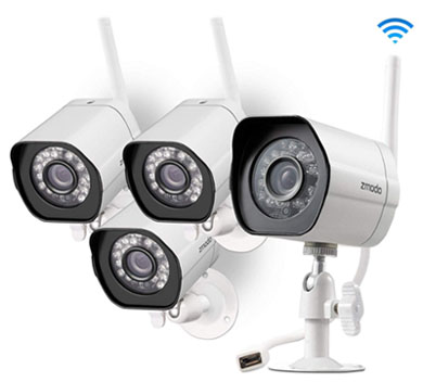Home Security Cameras