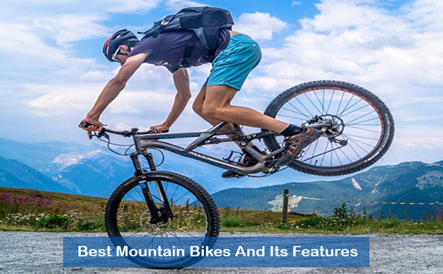 Positive effects of mountain biking