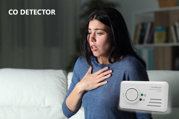 Best Place To Fit A Carbon Monoxide Detector