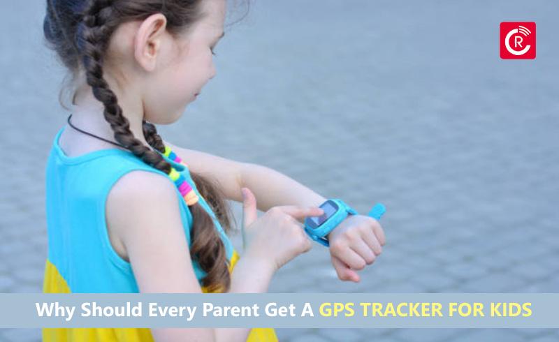 GPS Tracker For Kids