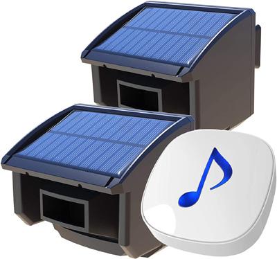 Motion sensors for lights