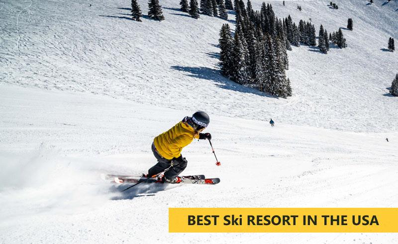 Best Ski Resort In The USA