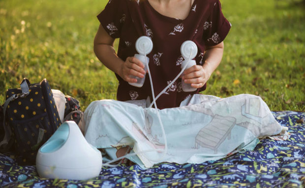 A Beginners Guide to Breast Pumping