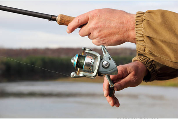 How to clean fishing rod guides
