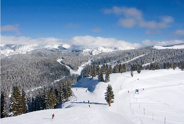 Where is the best skiing in USA