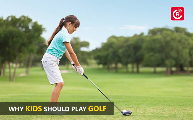 Why Kids Should Play Golf