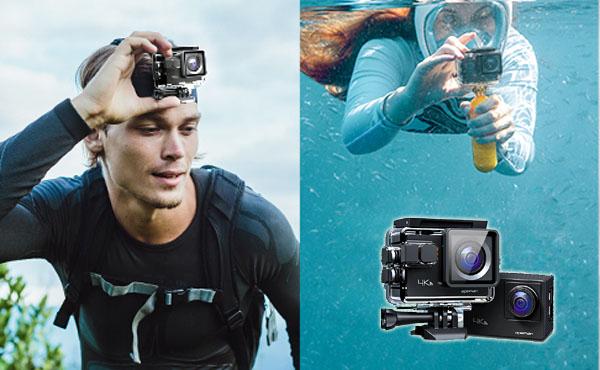 Underwater camera price