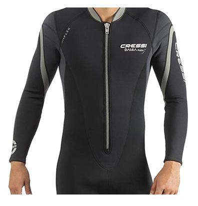 Men's front zip wetsuits