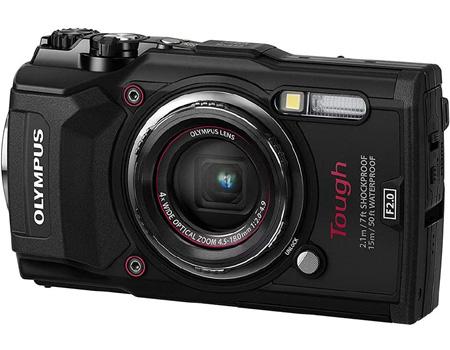 Waterproof dslr camera