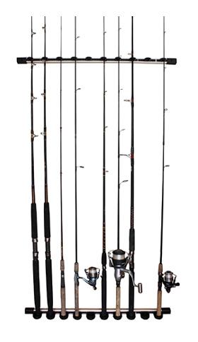 Fishing rod storage ideas