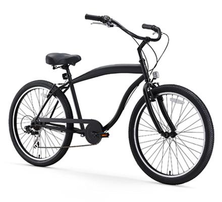 Best beach cruiser bikes with gears