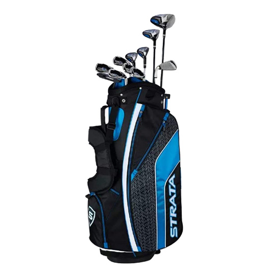 What is the best set of golf clubs for seniors