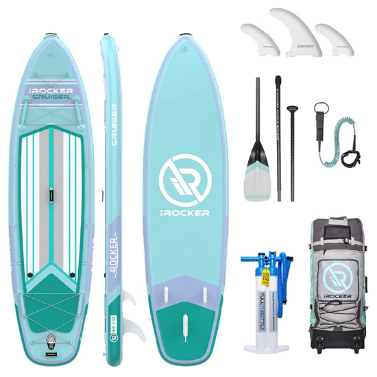 What is the best paddle board for fishing