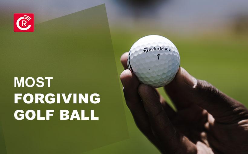 Most forgiving golf ball 2021