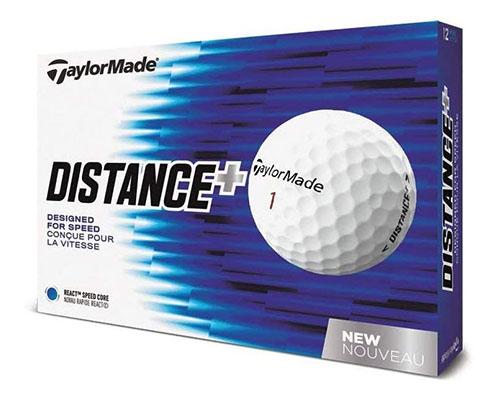 Taylormade distance golf balls