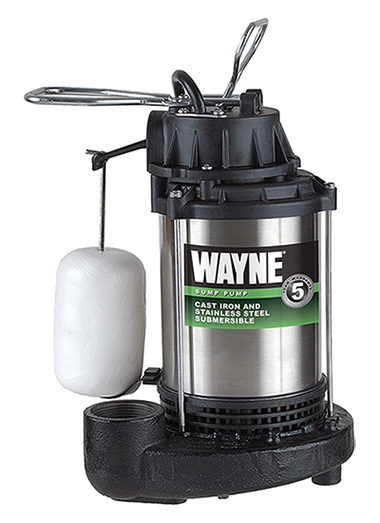 Most powerful sump pump