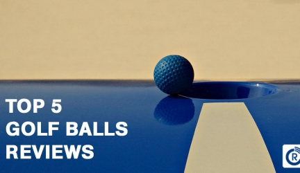 Top 5 Golf Balls Reviews