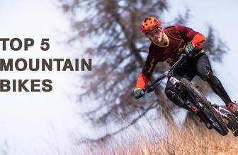 Top 5 Mountain Bikes