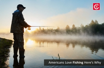 Americans Love Fishing Here's Why