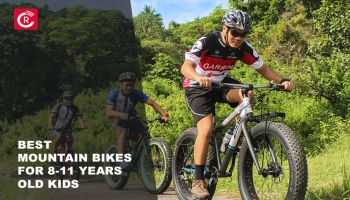 Best Mountain Bikes For 8-11 Years Old Kids