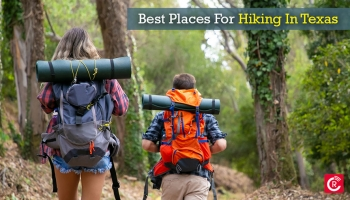 Best Places For Hiking In Texas