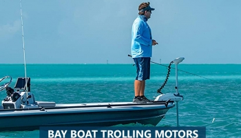 Best Bay Boat Trolling Motors 2021