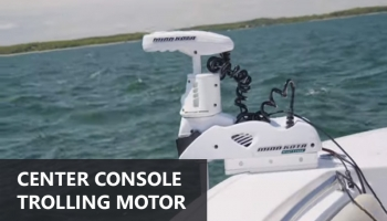 Center Console Trolling Motor