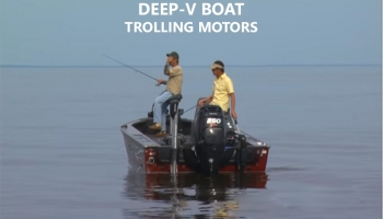 Best Deep-V Boat Trolling Motors