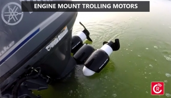 Engine Mount Trolling Motors
