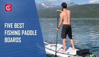 Five Best Fishing Paddle Boards