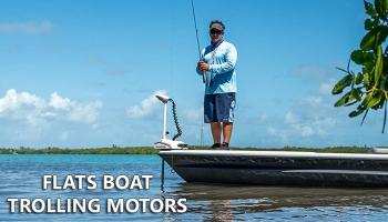 Flats Boat Trolling Motors