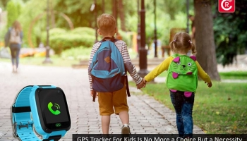 GPS Tracker For Kids Is No More a Choice But a Necessity