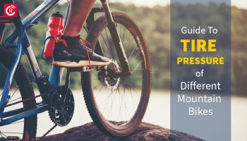 Guide To Tire Pressure of Different Mountain Bikes