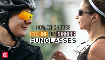 How To Choose Cycling or Running Sunglasses?