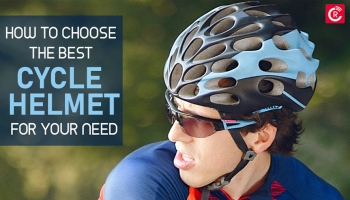 How to Choose The Best Cycle Helmet For Your Needs