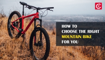 How To Choose The Right Mountain Bike For You?