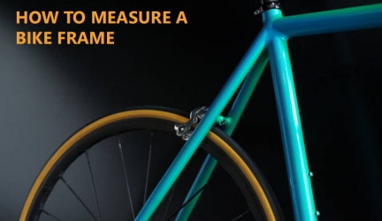 How To Measure A Bike Frame?